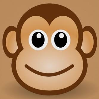 apen kleurplaten kleurplatenpagina nl boordevol coole